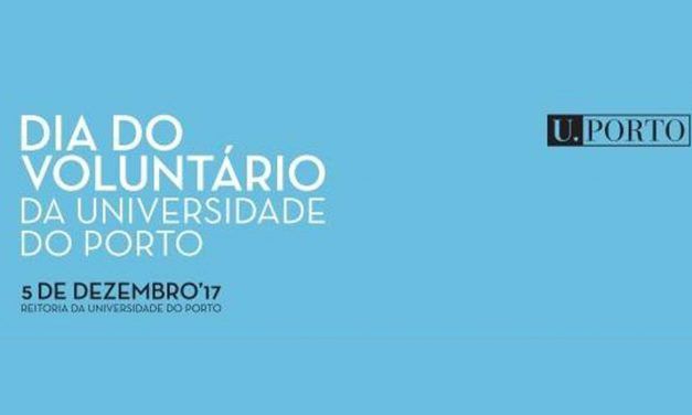 Dia do Voluntário da Universidade do Porto 2017